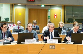 Meeting of Employment, Social Policy, Health and Consumer Affairs Council