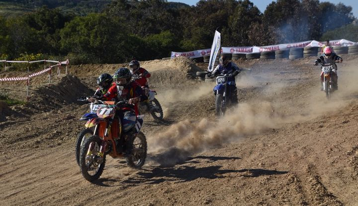 Mario Cauchi dominates the day at Gozo Motocross Association FunRace