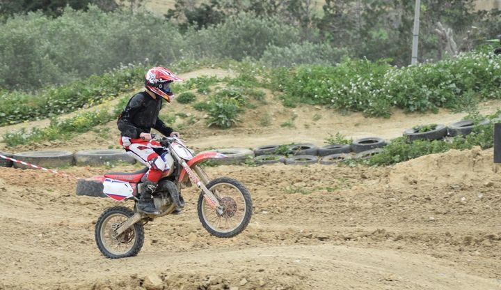 5th round of Yamaha Gozo Motocross Championship on Sunday