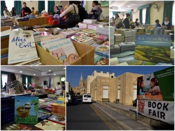 Gozo Book Fair at the Arka Foundation - All books priced at €2.99