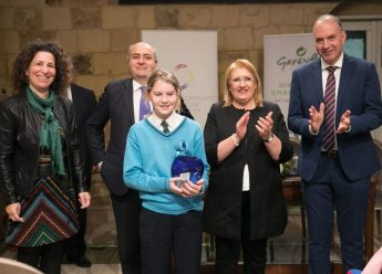 l-Istrina GreenPak awards 2016 winners, including San Lawrenz Primary