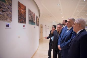 Gozo – Faces of Cultures: Brussels exhibition by Daniel Cilia