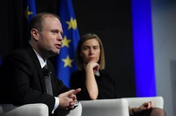 Prime Minister in Rome discusses future of Europe in a citizen dialogue