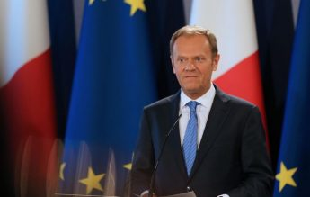 President Donald Tusk sets out next steps following Brexit notification