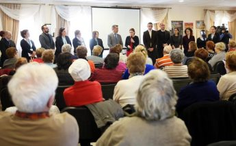 New consultants service for the elderly in their own homes