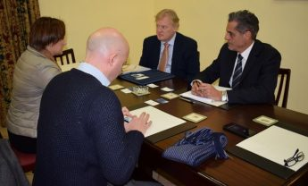 Discussions held on more access to audio-visual content in Malta & Gozo
