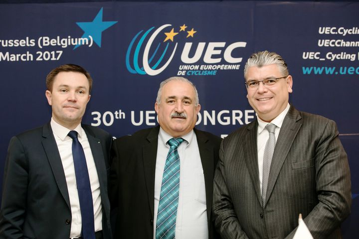Gozitan Joe Bajada elected to important role in European Cycling Union