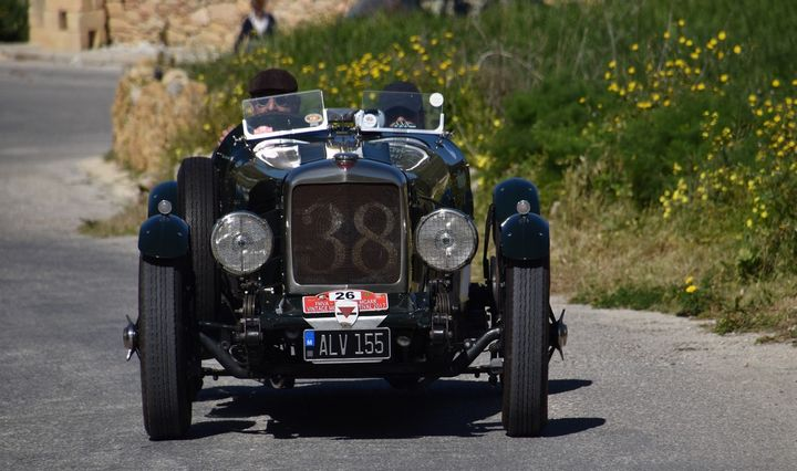 Vintage Motors Festival programme announced for Sunday in Gozo
