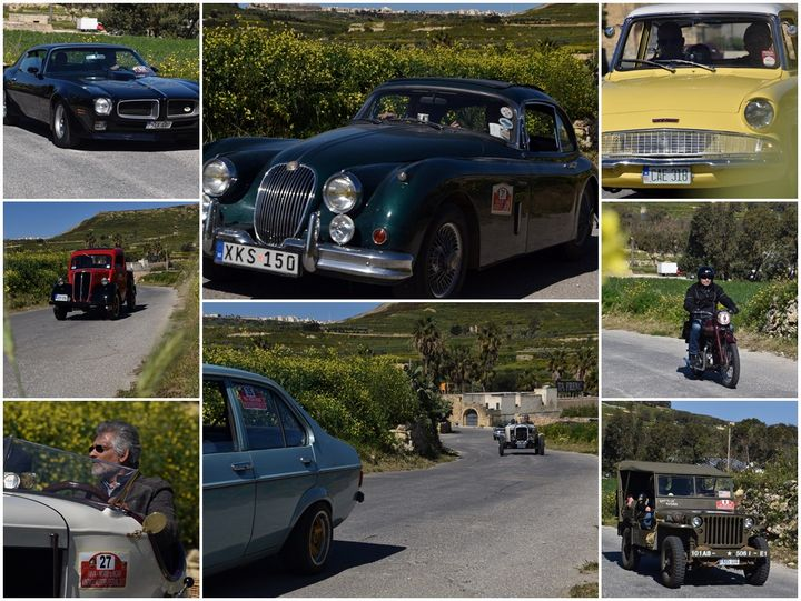FMVA Vintage Motors Festival 2018 next Sunday in Gozo