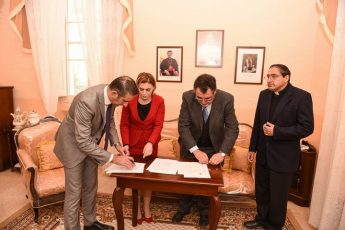Agreement signed for Night Shelter and Active Ageing Centre in Xaghra