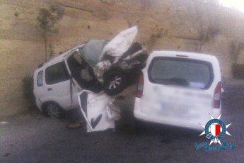 Two elderly British people lose their lives in Nadur car crash
