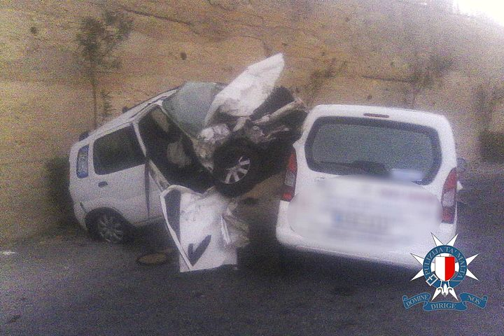 Two elderly British people lose their lives in Nadur car crash