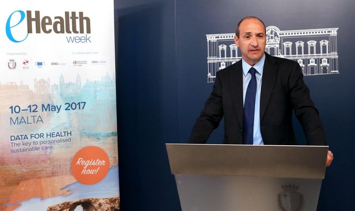 eHealth week launched - Over 1,500 delegates to discuss pivotal role of IT