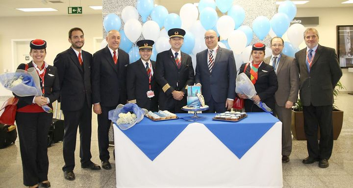 Air Malta welcomes passengers on inaugural flight from Tel Aviv