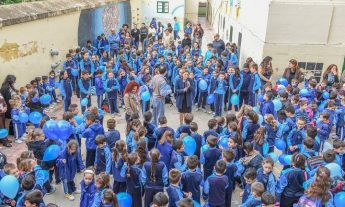Autism awareness highlighted in event at Victoria Primary School, Gozo