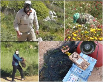 20 persons filmed in Gozo & Malta trapping illegally - CABS