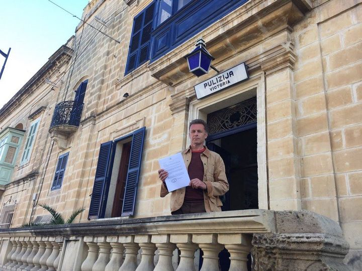 Naturalist & broadcaster Chris Packham to be charged in Gozo court
