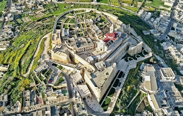 Citadel restoration project finalist in RegioStars Awards 2018