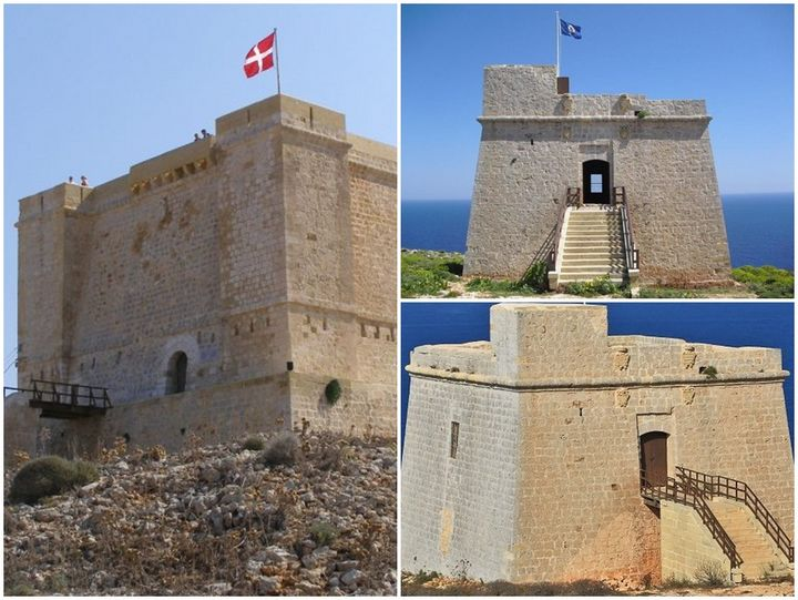 Santa Marija Tower, Comino now open to visitors til end of October