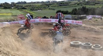 Quarter-Finals Yamaha Gozo Motocross Championship held on Sunday