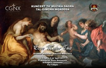 Concert of Sacred Music with the Santa Cecilia Choir in Xaghra