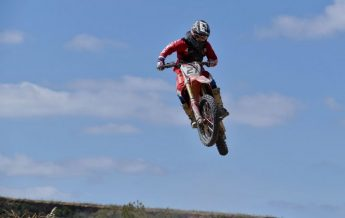 Mario Cauchi wins the Gozo Motocross Championship Semi-Finals