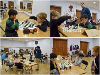 Children from Gozo and Malta compete in mini chess tournament