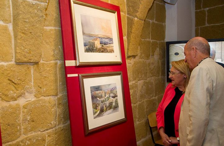 Chapels and More: Henry Alamango art exhibition inaugurated in Gozo