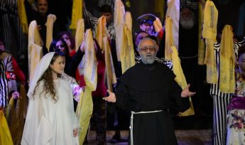 KOLBE: Gozo production of new rock-opera to be staged in Malta