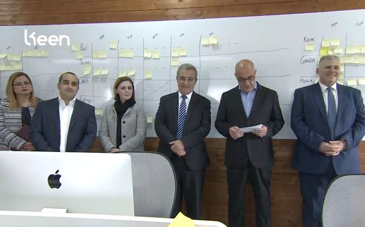 New Keen Offices inaugurated in Gozo with investment of €250,000