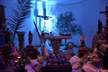 Last Supper Exhibition taking place this week in Zebbug, Gozo