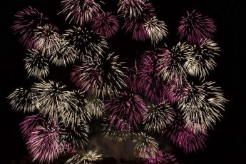 Malta International Fireworks Festival's opening night in Xaghra