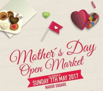 Nadur Mother's Day Open Market with something for everyone