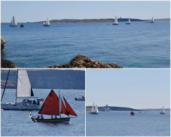 Popeye Cup Yacht Race held as part of the Gozo Sports Festival