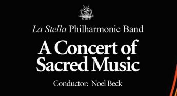 Sacred Music Concert with the La Stella Philharmonic Band