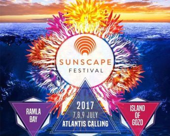 Gozo's largest music and arts festival Sunscape: Atlantis is calling