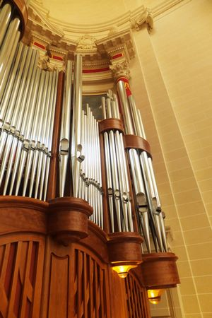 Xewkija Parish pulls out all the stops with inauguration of new pipe organ