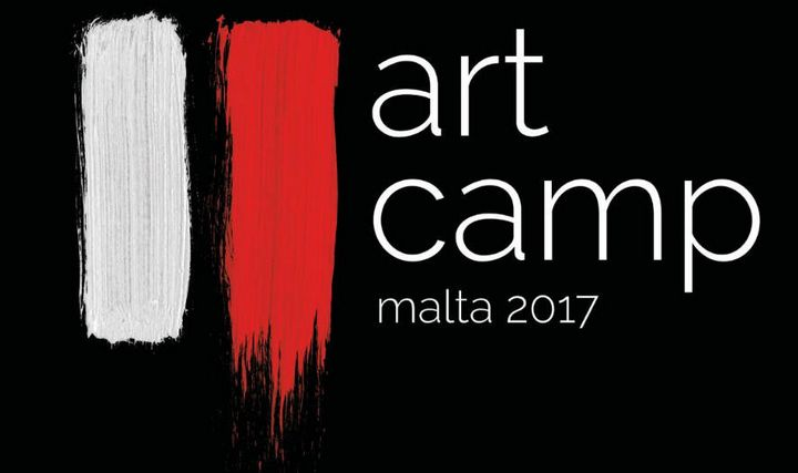 Art Camp Malta 2017 being held at Tal-Fanal Village in Gozo
