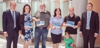 10 BOV cardholders win cashback prizes for using card in Gozo