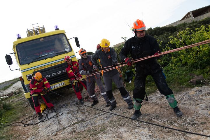 Over 120 rescue volunteers meet in Malta this weekend