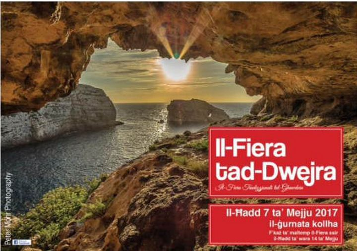 Fiera tad-Dwejra: Traditional Gozitan Fair this coming Sunday