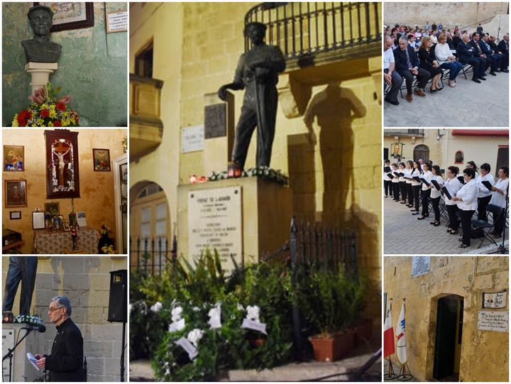 Gharb commemorates the 50th anniversary of Frenc tal-Gharb