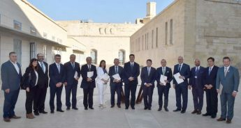 Gozo Tourism Association signs Global Code of Ethics for Tourism