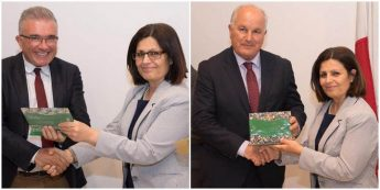 Two Gozo winners for this year's National Enterprise Support Awards