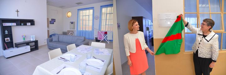 Life Skills Room inaugurated at the Sannat Special Unit in Gozo