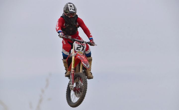 Mario Cauchi crowned overall champion of Gozo Motocross Championship