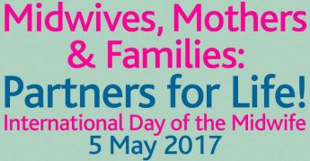 Celebration of International Day of the Midwife today