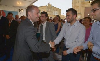 Gozo has a clear choice in 21 days to ensure that it really moves forward - PM
