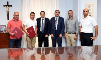 Sannat Lions and Xewkija Tigers each receive grants of €50,000