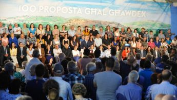 PN has puts Gozo to the forefront says, PN Leader Simon Busuttil